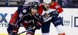 Road trip begins on down note for Panthers with shootout loss to Blue Jackets