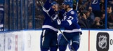 Palat, Stralman lead Lightning surge against Penguins
