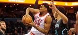 Hassan Whiteside's triple-double helps lift Heat over Hornets