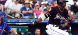 Dee Gordon smacks 3 hits, scores 2 as Marlins come up short vs. Mets
