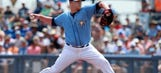 David Carpenter pitches 2 scoreless innings in Rays' 7-3 loss to Blue Jays