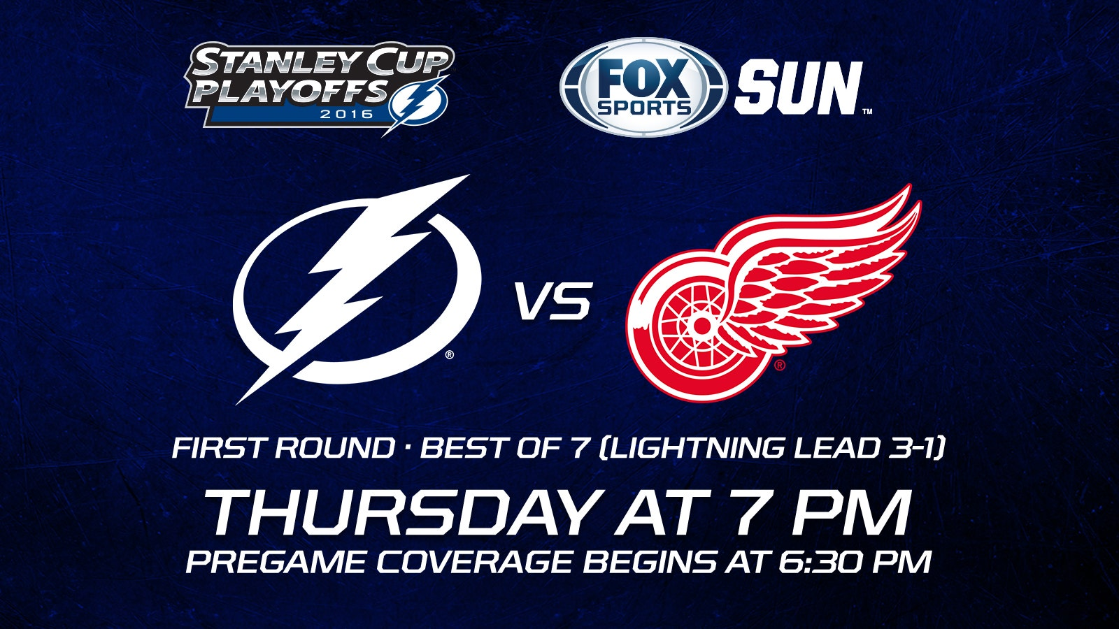 Detroit Red Wings at Tampa Bay Lightning Game 5 preview