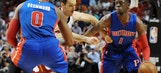 Dragic, Heat roll past Pistons