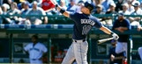 Dickerson hits grand slam, but Rays lose in extras to Mariners