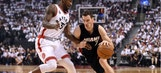 Heat rally in Game 2, but fall to Raptors in overtime