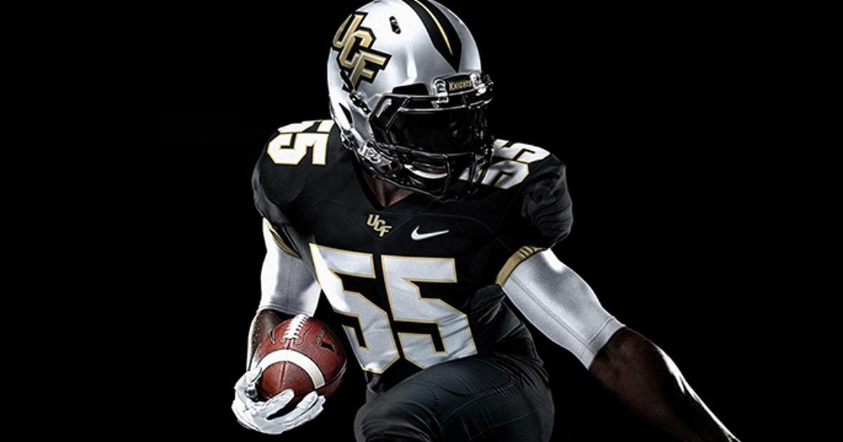 buy online e32ac 2b6b5 UCF unveils new football uniforms, endless combinations ...