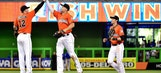 Nearly halfway through season, Marlins proving to be contenders in NL