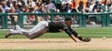 Tigers hit 3 homers, complete season sweep of Marlins