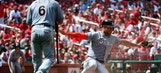 Marlins rack up the hits to take series from Cardinals