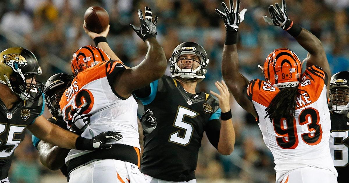 Jaguars Get Win But Starting Offense Defense Struggle Vs