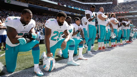 Sept. 11: Taking a knee