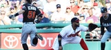 Marlins drop below .500 after falling to Indians in wild game