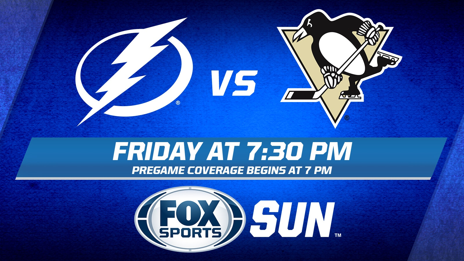 Pittsburgh Penguins At Tampa Bay Lightning Game Preview Fox Sports