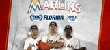Marlins spring training game against the Astros rained out