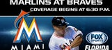 Marlins at Braves LIVE GameTrax