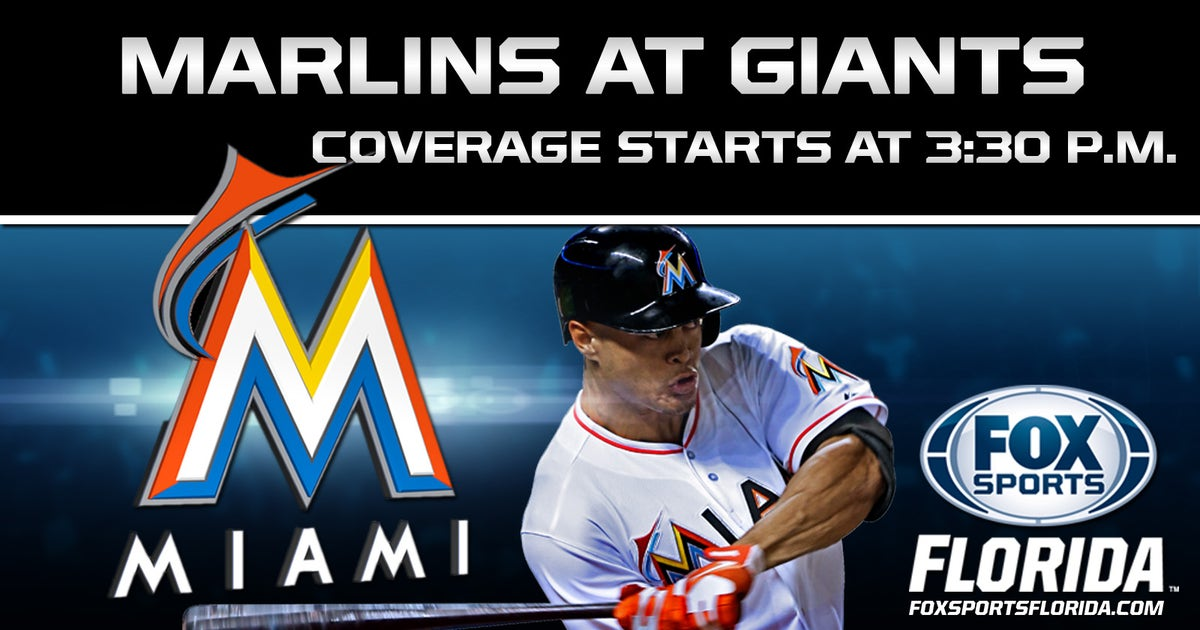 Miami Marlins At San Francisco Giants Game Preview Fox
