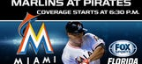 Miami Marlins at Pittsburgh Pirates LIVE GameTrax