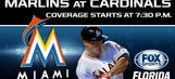 Miami Marlins at St. Louis Cardinals game preview