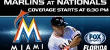 Marlins at Nationals game preview