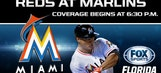 Cincinnati Reds at Miami Marlins game preview