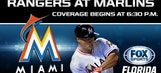 Texas Rangers at Miami Marlins game preview