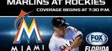 Miami Marlins at Colorado Rockies game preview