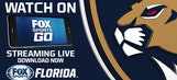 How to watch Florida Panthers hockey on FOX Sports Go