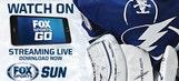 How to watch Tampa Bay Lightning hockey on FOX Sports Go