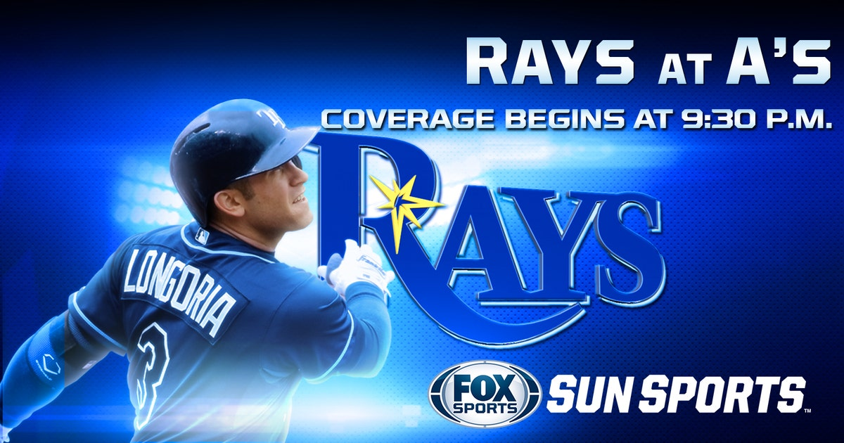 Tampa Bay Rays Game Day Chatter Fox Sports