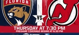 New Jersey Devils at Florida Panthers game preview