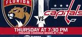 Washington Capitals at Florida Panthers game preview