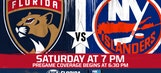 New York Islanders at Florida Panthers game preview