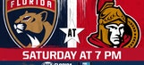 Florida Panthers at Ottawa Senators game preview