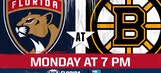 Florida Panthers at Boston Bruins game preview