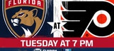Florida Panthers at Philadelphia Flyers game preview