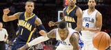 Pacers recall Robinson, Young from D-League, send Whittington back