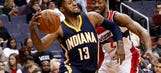 Wizards' Wall: 'We feel like we owe Indiana'