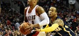 Pacers open busy week by hosting red-hot Blazers, Lillard