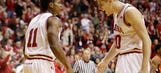 Ferrell's big night ignites Indiana's 103-69 rout of Illinois