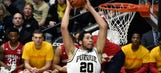 Once Hammons flipped the switch, Boilermakers took off