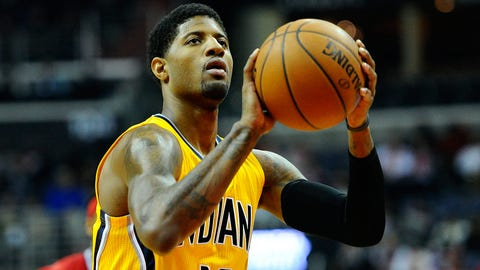 Indiana Pacers (18): 6-6