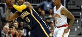 Pacers suffer worst loss of season, 104-75 to Hawks