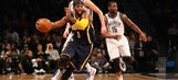 Pacers' playoff hopes suffer setback in 120-110 loss to Nets