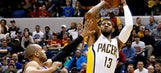 Pacers secure seventh seed, trounce Knicks 102-90
