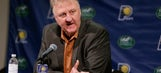 Larry Bird: I respect Kevin McHale too much to make him Pacers coach