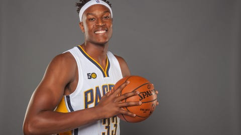 Myles Turner, PF, Indiana Pacers