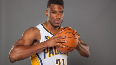 Pacers Media Day