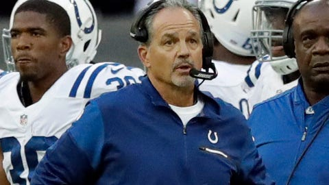 Indianapolis Colts: 5