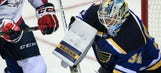 Allen healthy and ready to start as Blues set Opening Day roster