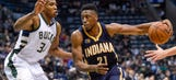 Pacers' defense can't slow Bucks, Indiana loses 125-107